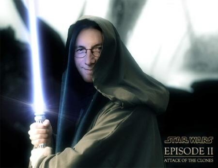 Michele Vianello versione Star Wars